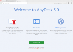 AnyDesk 5.5.3 Crack + License Key  Latest Version  2020