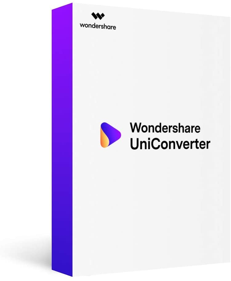 Wondershare UniConverter Logo